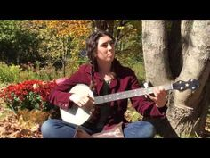 Frailing in the fall. (FYI, my beloved banjo is a Bart Reiter Standard and I learned this version of little birdie from Chan. Claw Hammer, Mountain Music, Acoustic Music, Little Birdie, Banjo, Celtic, Folk, Christian, Gumbo