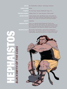 Hephaistos  (Olympiansrule.com)