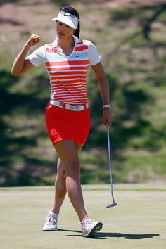 Red & White Golf Outfit                                                                                                                                                      More