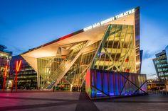 15 buildings by Daniel Libeskind, a visionary architect of our time Daniel Libeskind, The Marker Hotel, Dublin Attractions, Urban Concept, London Metropolitan, Jewish Museum, Carlo Scarpa, Dublin City, Santiago Calatrava
