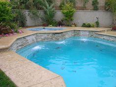 hydrazzo pool finish - jamaican mist