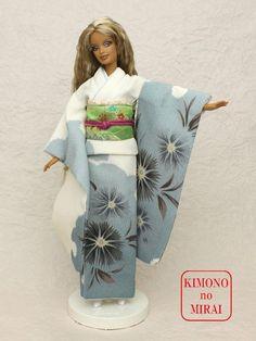 Barbie Ivory FURISODE 1