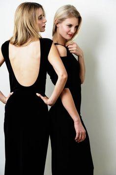 Lass uns funkeln: Wunderschöne Kleider für die Festtage » ANOUK Fashion Trends, Minimalist, Jumpsuit, Dresses, Fashion, Nice Asses, Overalls, Vestidos, Moda