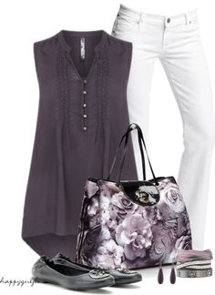 """BEADED SHIRT"" by happygirljlc on Polyvore"