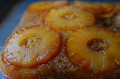 Recipe of the Day: Easy Pineapple Upside-Down Cake