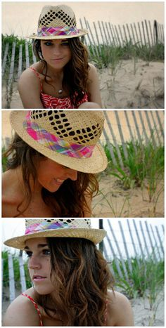 All You Need Is A Good Hamptons Hat :)