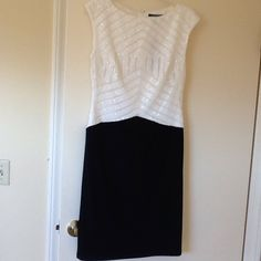 Nice Dress Absolutely new, white sequins unique Ralph Lauren Dresses