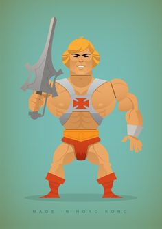 Stanley-Chow-he man