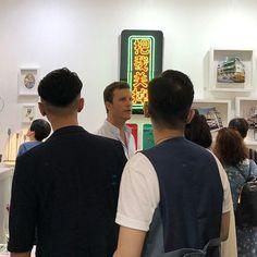 #AAF #AAF HK #Hongkong #affordableartfairhk #art @gaud_sculpture #gaud #sculpture #neon #switchmeoff @affordableartfairhk Neon, Sculpture, Instagram, Art, Art Background, Kunst, Neon Colors, Sculptures, Performing Arts