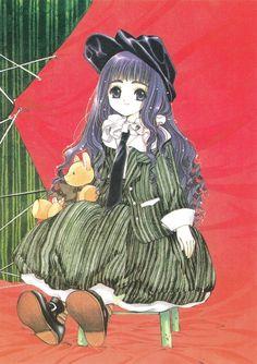 card captor sakura clamp daidouji tomoyo lolita fashion possible duplicate . Tomoyo Sakura, Syaoran, Dreamworks, Anime Manga, Anime Art, History Of Manga, Maho, Pokemon, Xxxholic