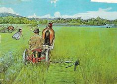 Carl Larsson - slottern