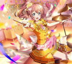 Manga Art, Anime Art, Japanese Show, Cool Anime Girl, Anime Girls, Dream Party, Anime Best Friends, Girl Bands, Magical Girl