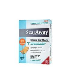 Silicone scar-treatment strips can minimize serious wrinkles. Stick the reusable compression strip onto the offending line nightly; eventually it will help smooth the crease.