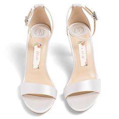 0c7217d380e562 Bridal heels · Wedding Shoes -