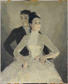 Dietz Edzard (German, 1893–1963). Spanish Dancers, 1943. The Metropolitan Museum of Art, New York. Robert Lehman Collection, 1975 (1975.1.2045) #dance