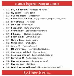 Vocabulary Journal, Grammar And Vocabulary, English Vocabulary, English Grammar, English Language, Learn Turkish Language, Learn A New Language, English Time, Learn English