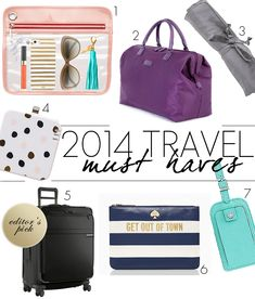 Travel Must-Haves Suitcase Packing, Packing Tips For Travel, Travel Essentials, Travel Must Haves, I Want To Travel, Travel Gadgets, Travel Hacks, Travel Style, Travel Fashion