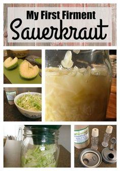 It's a success! Making sauerkraut for my first ferment | PreparednessMama