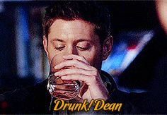 The many faces of Dean!