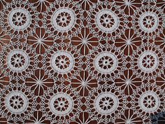 Ravelry: Star Wheel #744 pattern by The Spool Cotton Company.. Free vintage pattern!