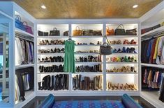 contemporary closet by Tracie Butler Interior Design