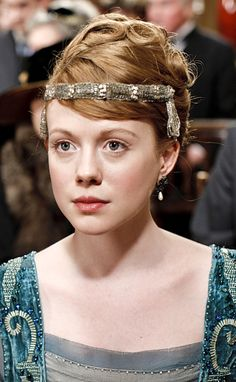Lavinia Swire - Downton Abbey Wiki
