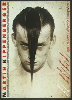 Martin Kippenberger (1953–1997), Candidature for a Retrospective, 1993