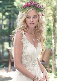 Maggie Sottero Shelby Wedding Dress photo