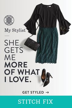 Putting together the perfect fall wardrobe isn't always easy. But your Stitch Fix Stylist knows exactly what styles work for you. You'll have a closet full of mix-and-match favorites in no time. Keep what you love, return what you don't. Free shipping & returns.