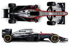 McLarenHONDA F1 MP4-30