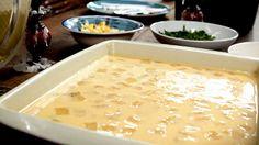 Torta de abacaxi gelada e simples de fazer - Receitas - GNT