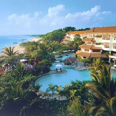 Grand Mirage Resort and Thalasso Spa, Bali is set amidst lush tropical gardens on the golden sands of Tanjung Benoa, Nusa Dua, arguably one of Bali's best beaches and home to some of the island's best watersports facilities.