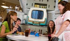 50's Prime Time Cafe @ Disney's Hollywood Studios