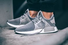 Adidas NMD_XR1 PK Grey / White  Around : 149€ / £119 Credit : Save Our Sole