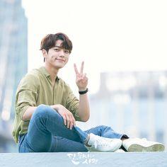 Angel's Last Mission: Love (단, 하나의 사랑) - Drama - Picture Gallery Sehun, All Korean Drama, Korean Dramas, K Drama, Handsome Korean Actors, Bok Joo, Weightlifting Fairy, Kim Myung Soo, Myungsoo