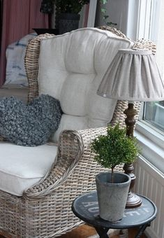 Wicker Furniture In The Interiors: 23 Cool Ideas | DigsDigs