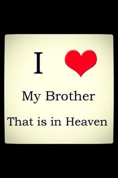 brother in heaven