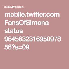 mobile.twitter.com FansOfSimona status 964563231695097856?s=09