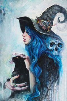 Blue Valentine by Tanya Shatseva is printed with premium inks for brilliant color and then hand-stretched over museum quality stretcher bars. 60-Day Money Back Guarantee AND Free Return Shipping.