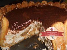 Tiramisu - Τούρτα Τιραμισού / glykesdiadromes.wordpress.com Layer Cakes, Cheesesteak, Tiramisu, Wordpress, Ethnic Recipes, Food, Essen, Meals, Tiramisu Cake