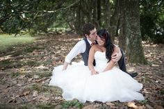 DIY rad offbeat northern virginia wedding pictures