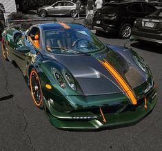 The Pagani Huayra - Super Car Center New Sports Cars, Exotic Sports Cars, Super Sport Cars, Exotic Cars, Jaguar Xk, Jaguar E Type, Pagani Huayra, Car Photos, Amazing Cars
