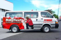 mactac films-adhésifs-decoration-véhicule-sport-MACfleet-6500-van-Vision-On-Ltd-New-Zealand