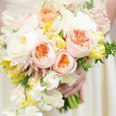 see more: bridal bouquets, light pink, pastels, pastels, pink, roses