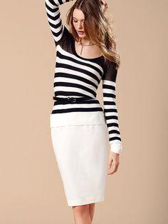 NEW! Basic Pencil Skirt #VictoriasSecret http://www.victoriassecret.com/clothing/new-for-spring/basic-pencil-skirt?ProductID=98336=OLS?cm_mmc=pinterest-_-product-_-x-_-x