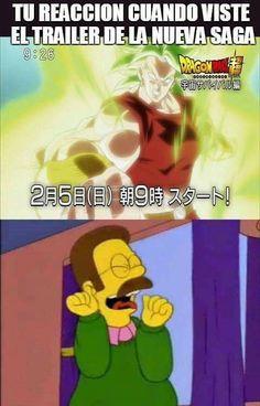 #wattpad #de-todo Holaa, bienvenidos a Dragon Ball Super memes. *Esto memes son para divertirte un poco. Espero que le gustes como a mi❤ La imagenes la saco de internet, para poder divertirlos a ustedes. También encontrarás información acerca del anime.❤ Gracias por haber llegado a este libro de memes. De v...