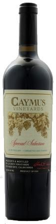 Caymus 2009 Special Selection Cabernet Sauvignon – Red Wine         Red Wine by Caymus from Napa Valley, California. The 1991 vintage of this wine was ranked #2 on the Wine Spectator's Top 10 Wines of 1995 Caymus Vineyards produces two Cabernets Sauvignons – a Napa Valley and the venerable Special Selecti    Napa Wines