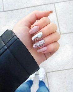 Beautiful/Romantic Manicure Pedicure Ideas Colors Design