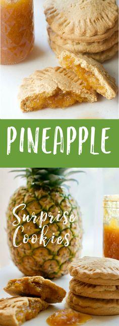 Pineapple Surprise Cookies | Bay Islands | The Recipe Island Roatan