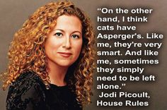 Jodi Picoult Jodi Picoult, House Rules, Dont Love, Aspergers, Loving Someone, Reading, Facebook, Quotes, Books
